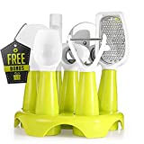 Special Kitchen Utensil Set With Stand Include