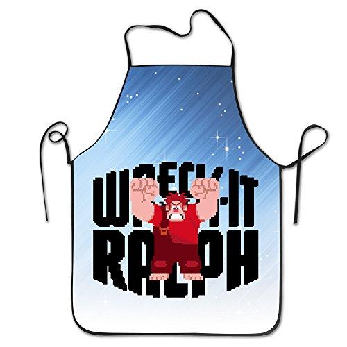 Wreck Toddler Costume It Ralph (Super Wreck Boy Versatile Sewing Apron One)
