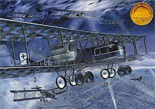 GOTHA G.V GERMAN AIRCRAFT WWI 1/72 RODEN 016