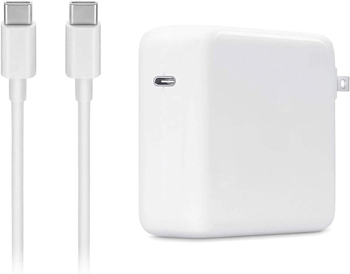 87W USB-C Power Adapter Charger,with USB-C to USB-C Charge Cable