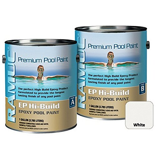Republic Powdered Metals Ramuc EP Hi Build Epoxy White Paint Kit - Set of 2 EPHB31101