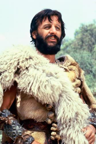 Ringo Starr in Caveman 24x36 Poster at Amazon's Entertainment Collectibles  Store