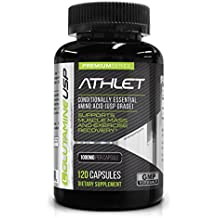 L-Glutamine USP 1000 mg 120 Caps - Maintain Muscles   Restore Energy   Immune System Support   Boost   Post-Workout   Recovery Aid   Amino Acid   Focus