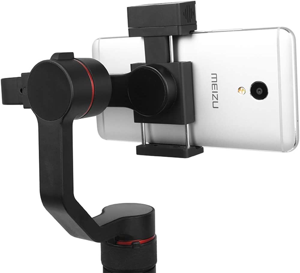 LoMe 3 Axis Handheld Brushless Camera Smartphone 360/° No Dead Angle Collapsible Gimbal Stabilizer