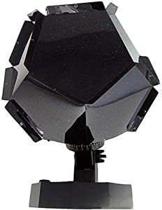 Besay Christmas 60000 Stars Starry Sky Projector Light DIY Assembly Home Planetarium Lamp for Bedroom