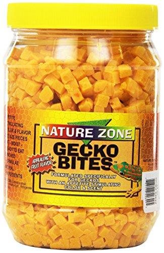 Iguana Bites (Nature Zone Bites for Fruit Eating Geckos, Soft Moist Food, 24-Ounce)