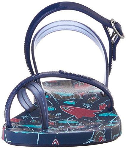 III Bleu Femme Sandales Fashion Sand Ipanema Blue c1yg8EER
