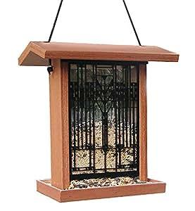 Frank Lloyd Wright Bird Feeder