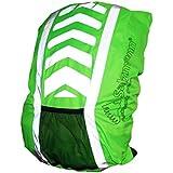 Salzmann 3M Scotchlite Reflective Backpack Cover, Rucksack Cover, Waterproof, Rainproof