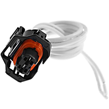 Amazon.com: Fuel Injector Connector Harness for Chevrolet ... on duramax oil cooler, ford 7.3 injector harness, duramax lly ficm wiring rub, duramax injector sleeve,