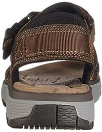 d8a13c0f3a19 Amazon.com  CLARKS - Sandals   Shoes  Clothing