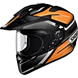 Shoei Hornet X2 Seeker Street Bike Racing Motorcycle Helmet Medium TC-8