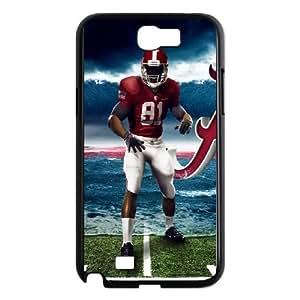 Samsung Galaxy N2 7100 Cell Phone Case Black Alabama Crimson Tide XML Sports Cell Phone Cases