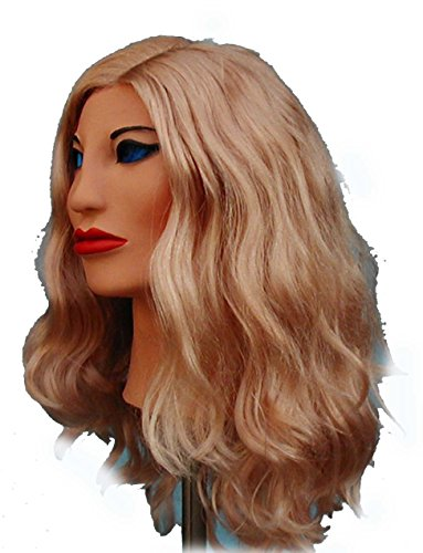 MakupArtist Lilli Spt Female Foam Latex Mask -