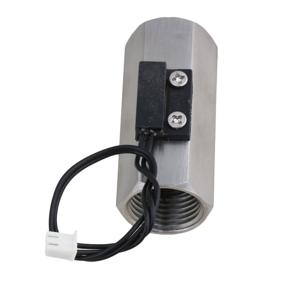 BQLZR Water Flow Switch Magnetic Stainless Steel Water Sensor by BQLZR (Image #3)