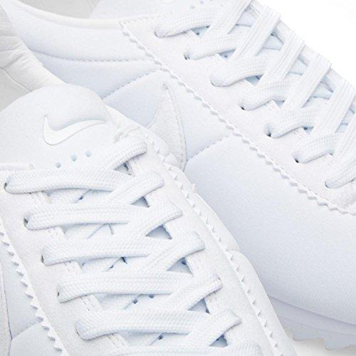 Bianco nero Corsa Cortez Nike Shark Bianco Scarpe Low Bianco Uomo da Nero Classic SP anwCqx6P