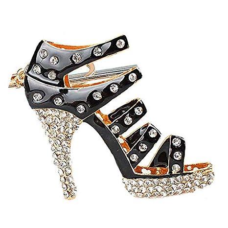 Amazon.com: JewelBeauty - Llavero de zapato de tacón alto de ...