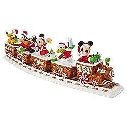 Hallmark 2016 Disney Express Christmas Train Full Collection