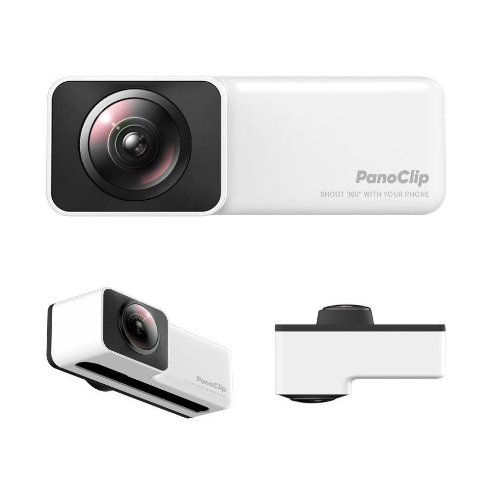 Compatible con iPhone 7//8 Plus Lente para Fotos de 360 Grados PanoClip