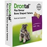 store (Shop 24hours) Product Offering Bayer Drontal Plus Flavour Dewormer for dogs Wormer Antiparasitic 6 Tablets (No Box).Product meets Pictures