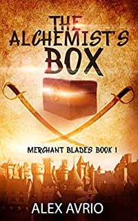 The Alchemist's Box by Alex Avrio ebook deal