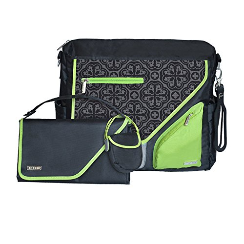 JJ Cole Metra Diaper Bag, Midnight - Prada Nordstrom