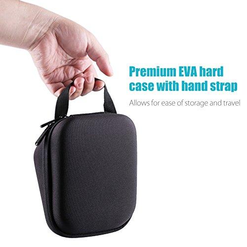 Hard Travel Carrying Case For Omron Bp742n Bp742 5 Series Upper Arm