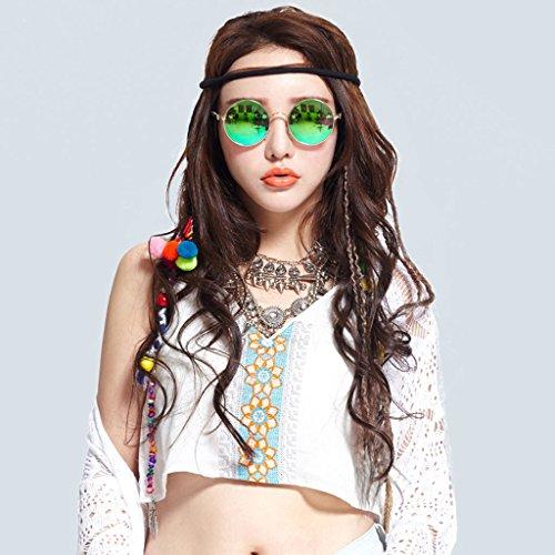 Face Mujer Vintage Masculino Square Influx Con Gafas Star Gafas Redondo Sol De GAOYANG C C De Sol Espejo Marco Príncipe Polarizadas Color De Sol Gafas 6OzYxqwa