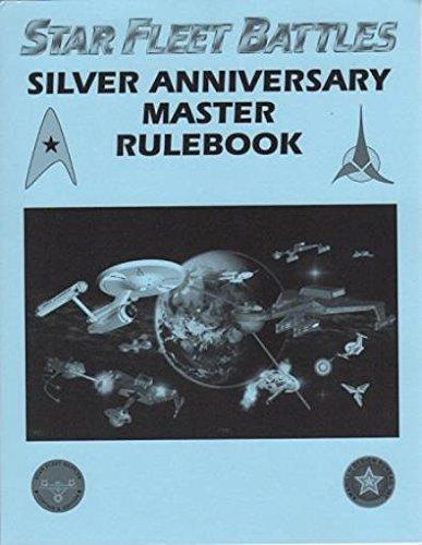 Star Fleet Battles - Captain's Edition Master Rulebook (Star Fleet Battles)