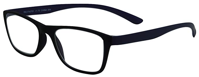 Amazon.com: Naples, Durable Lightweight Reading Glasses with Super ...