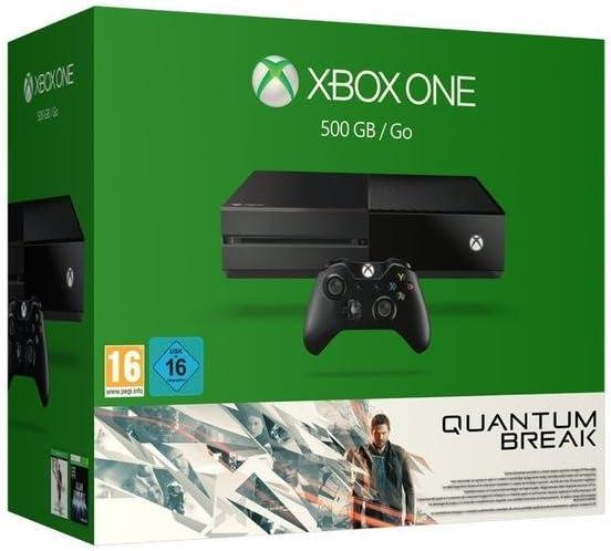 Xbox One - Consola 500 GB + Quantum Break: Amazon.es: Videojuegos