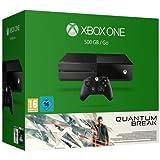 Pack Console Xbox One 500 Go + Quantum Break