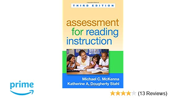 Amazon Assessment For Reading Instruction Third Edition