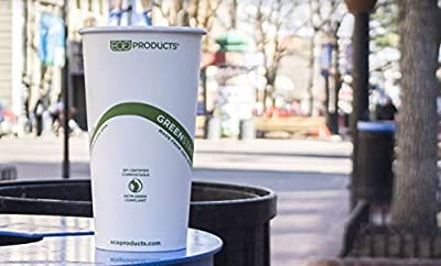 Eco-Products - GreenStripe Renewable & Compostable Hot Cups.1