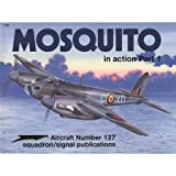 Mosquito in Action, Jerry Scutts, 0897472853