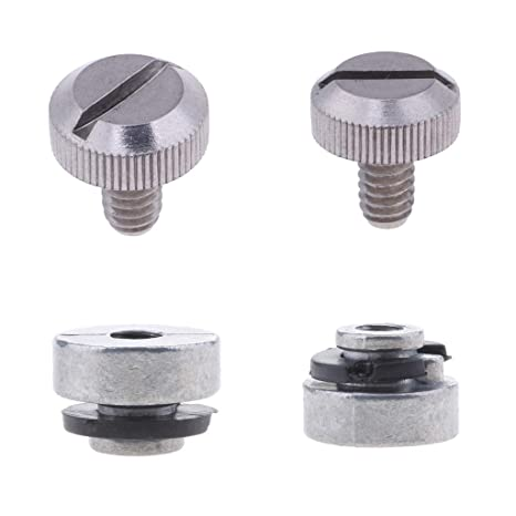 Seat Mount Bolt Screw Cap Nuts for Harley Sportster  Touring 1996-2017