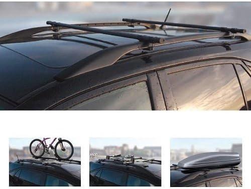 Rhino Automotive/© Anti-Theft Lockable Car Roof Bars RW1527