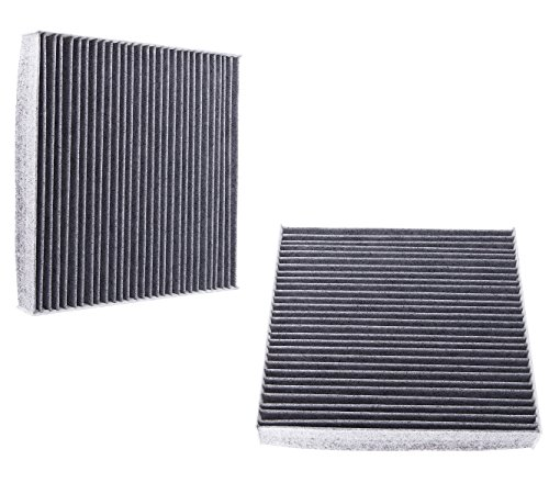 Hongfa CF10134 Filters, Replacement Car Cabin Air Filter, 2packs CF10134(CP134) Filter for Acura, Civic, Civic, CR-V, Odyssey, CSX, ILX, MDX, RDX