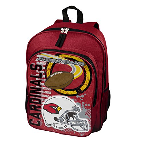 The Northwest Company Officially Licensed NFL Arizona Cardinals Unisex Accelerator Backpack, Blue