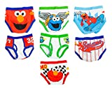 Sesame Street 7 Toddler Boy's Brief Size 4t