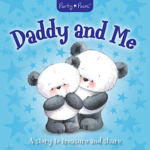 Party Paw's Daddy & Me (Gift Book)
