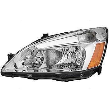 Drivers Headlight Headlamp Replacement for Honda 33151-SDA-A01