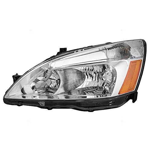 Compare Price 2004 Honda Accord Oem Headlights On