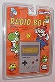 Nintendo Radio Boy Game Boy AM/FM Receiver With Stereo Earphone
