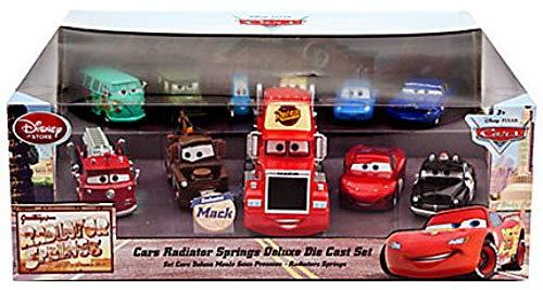 Disney Pixar Cars Radiator Springs Classic Exclusive 1 55 Die Cast