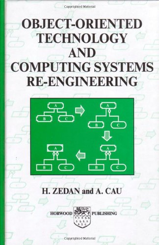 Object-Oriented Technology and Computing Systems Re-Engineering by Woodhead Publishing