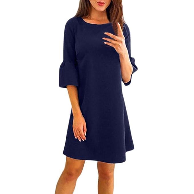 Faldas Cortas Mujer Verano 2018, Mini Falda Tul Mujer Fiesta Vestir Elegantes Casual, Sobre