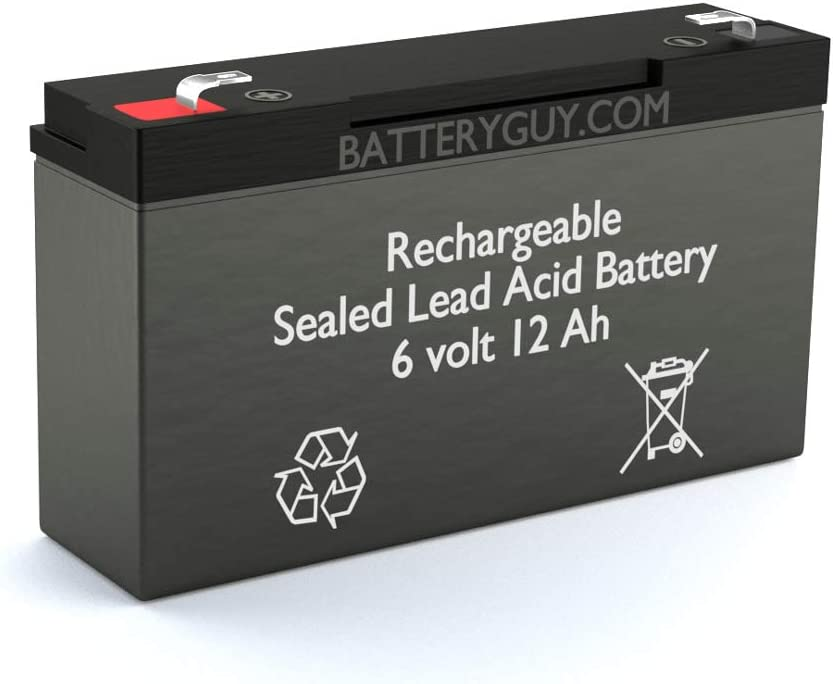 Rechargeable, high Rate Eaton Powerware 3115-650 VA Replacement Battery