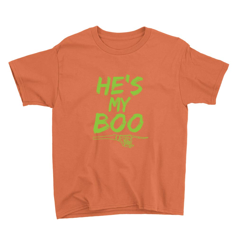 Hes My Boo Youth T-Shirt