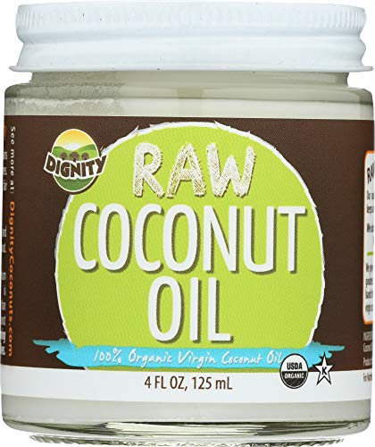 (NOT A CASE) Raw Coconut Oil Organic & Virgin
